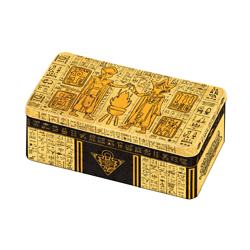 Yu-Gi-Oh! Sarcofago Dorado...