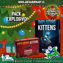 Exploding Kittens Pack...