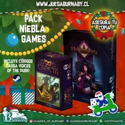 Niebla Games Pack -...