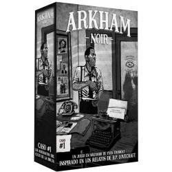 Arkham Noir Nº1: Asesinatos...