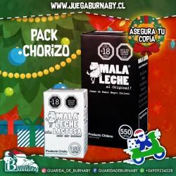 Mala Leche Pack Chorizo -...