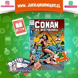 Conan El Bárbaro - Los...