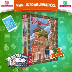 DESCUENTO The Red Cathedral
