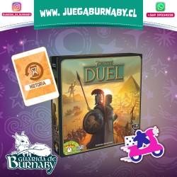 DESCUENTO 7 Wonders: Duel