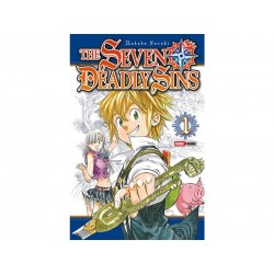 The Seven Deadly Sins N°1