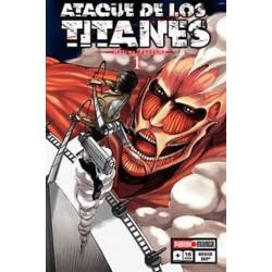 Ataque de los Titanes N°1