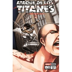 Ataque de los Titanes N°2