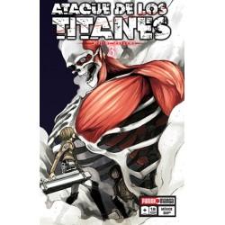 Ataque de los Titanes N°3