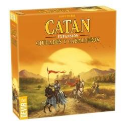 Colonos de Catan Ciudades y...