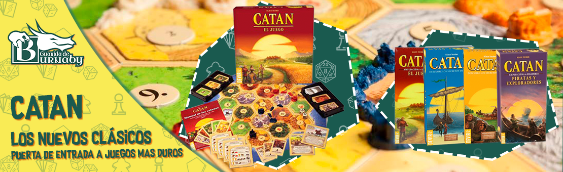 Colonos de Catan